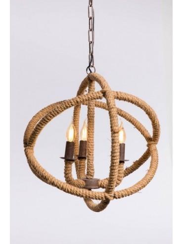 PRO LAMP TECHO 48*48*48cm QJA7769-1313D