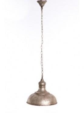 LAMP TECHO 35.5*35.5*33CM 17QJ1454B-A-SILVER