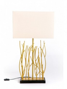 NOV LAMP S/MESA 43*25*80cm GL23118TO