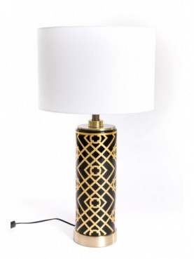 NOV LAMP S/MESA 38*38*70cm GL23157TO
