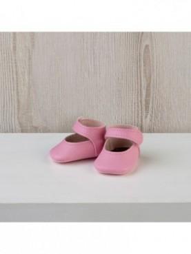 PEUCO MERCEDITAS ROSA para muñecos 36-40cm